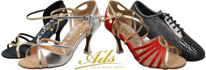 Zapatos de baile deportivo profesional Guils ADS latino y standard